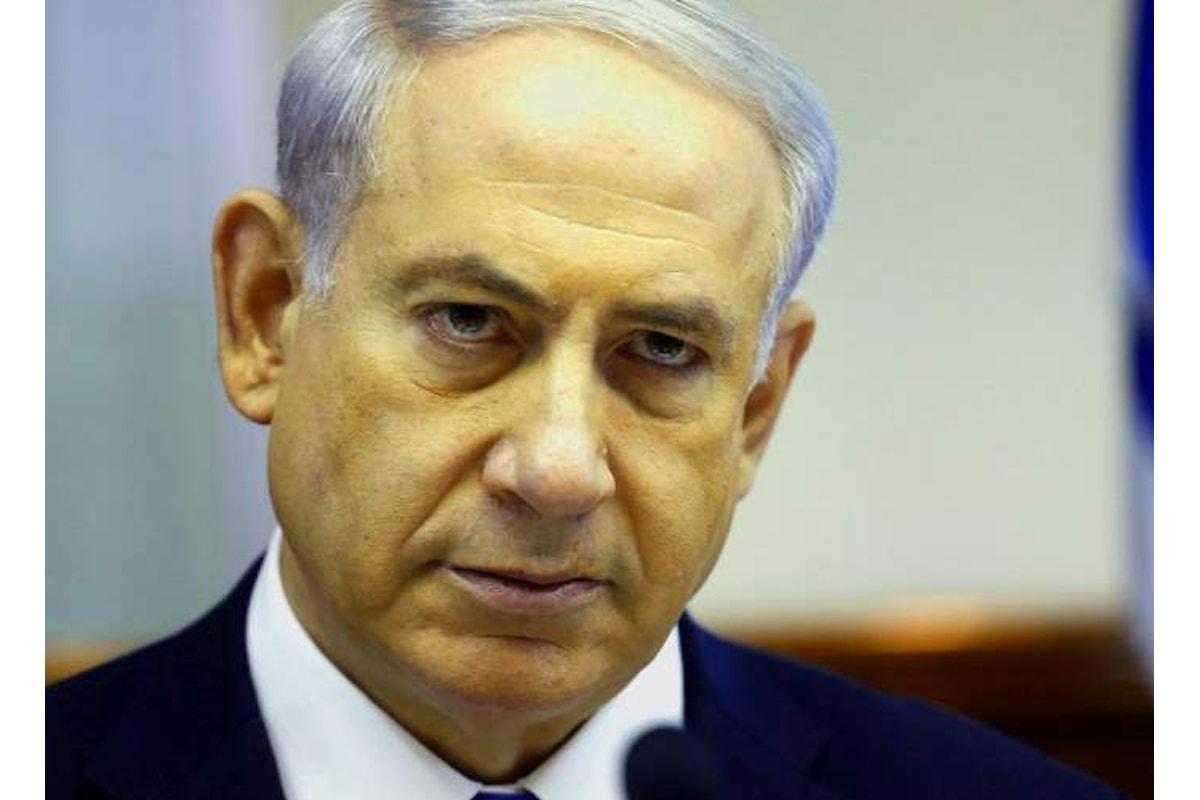 Contro Netanyahu la terza accusa per corruzione
