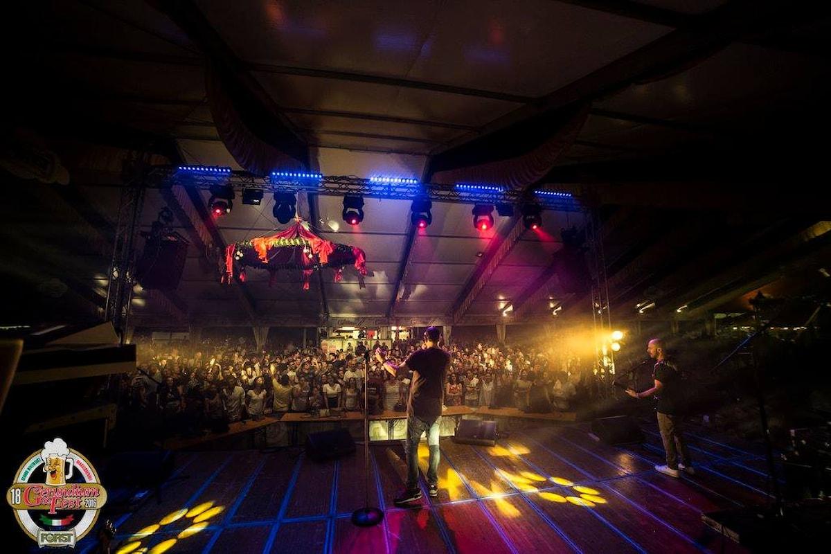 Gerundium Fest - Casirate d'Adda - BG, i concerti dal 7 al 16 settembre