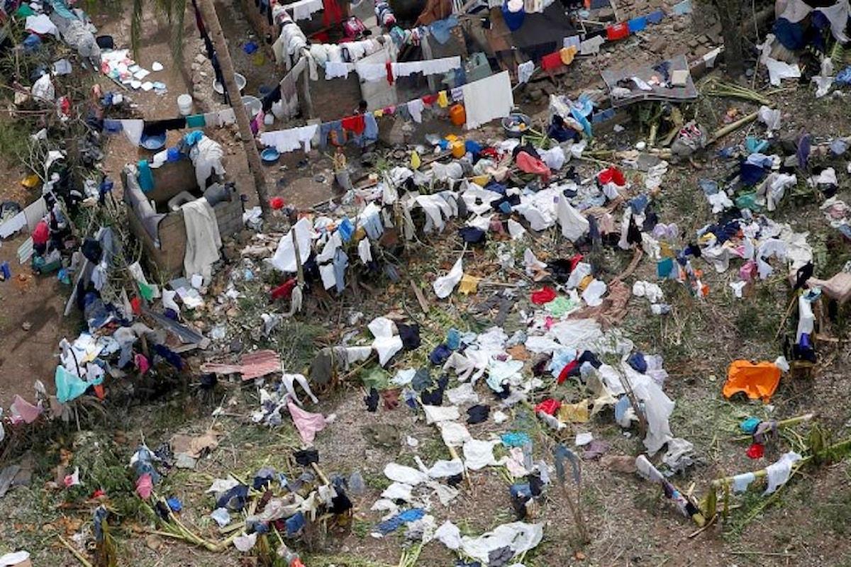 Sempre più urgenti gli aiuti per Haiti dopo la devastazione provocata dall'uragano Matthew