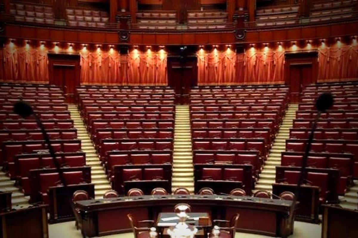 Venerdì 23 marzo si riuniscono le Camere per iniziare la 18esima legislatura