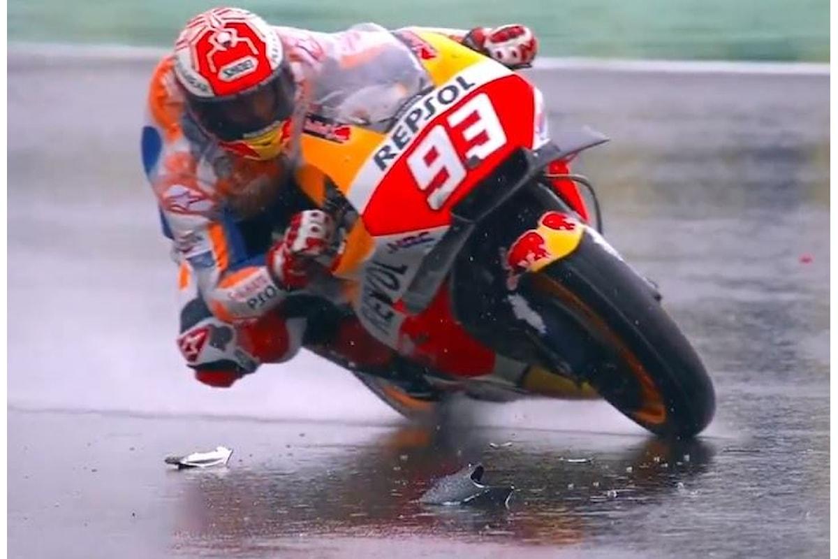 MotoGP 2018, a Valencia è ancora lotta tra Marquez e Ducati