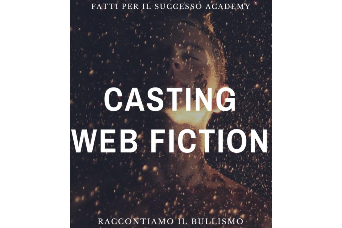 Toritto, casting per la web fiction contro il bullismo di Fatti per il Successo Academy presso la Confartigianato