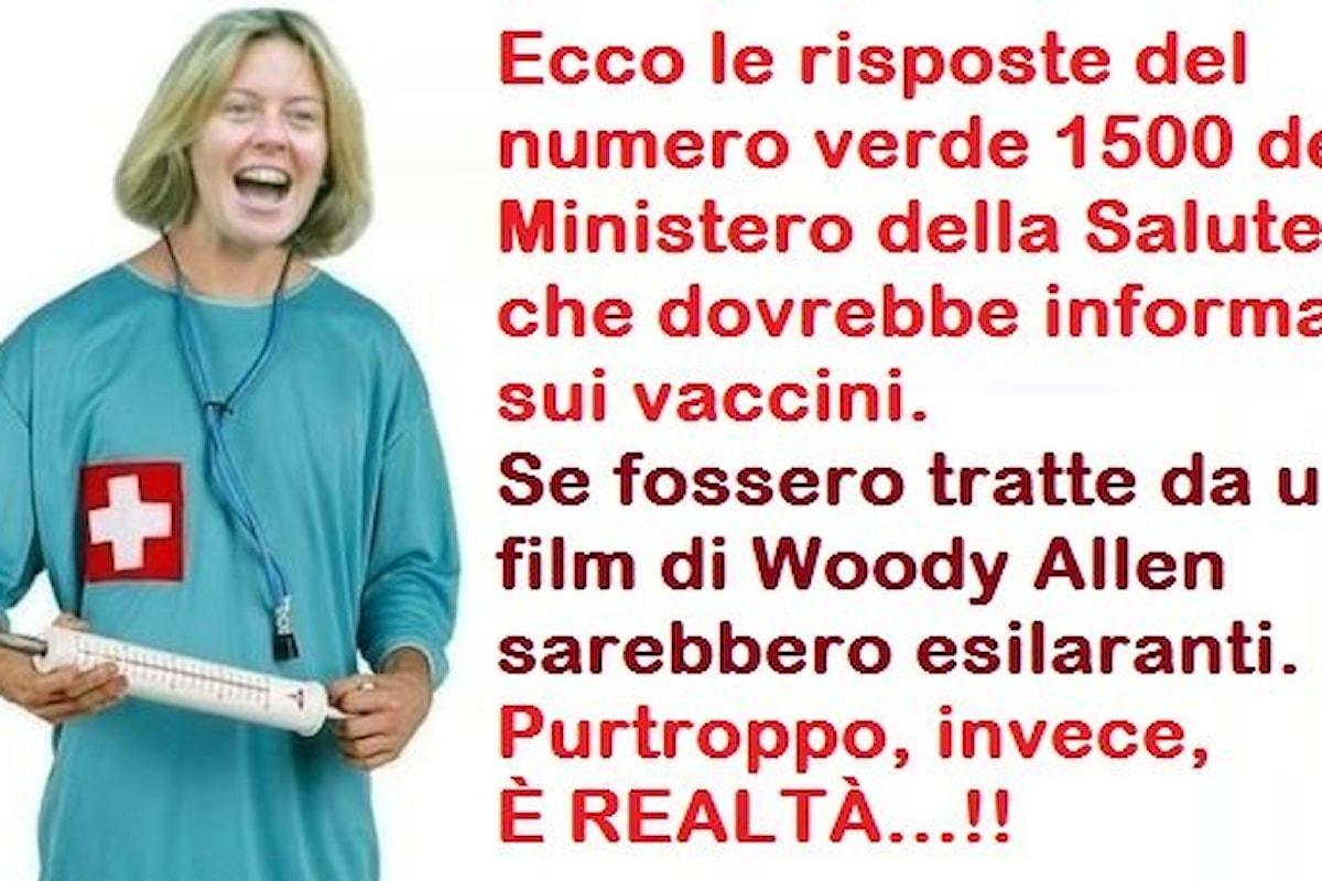 Sceneggiatura di Woody Allen sui vaccini