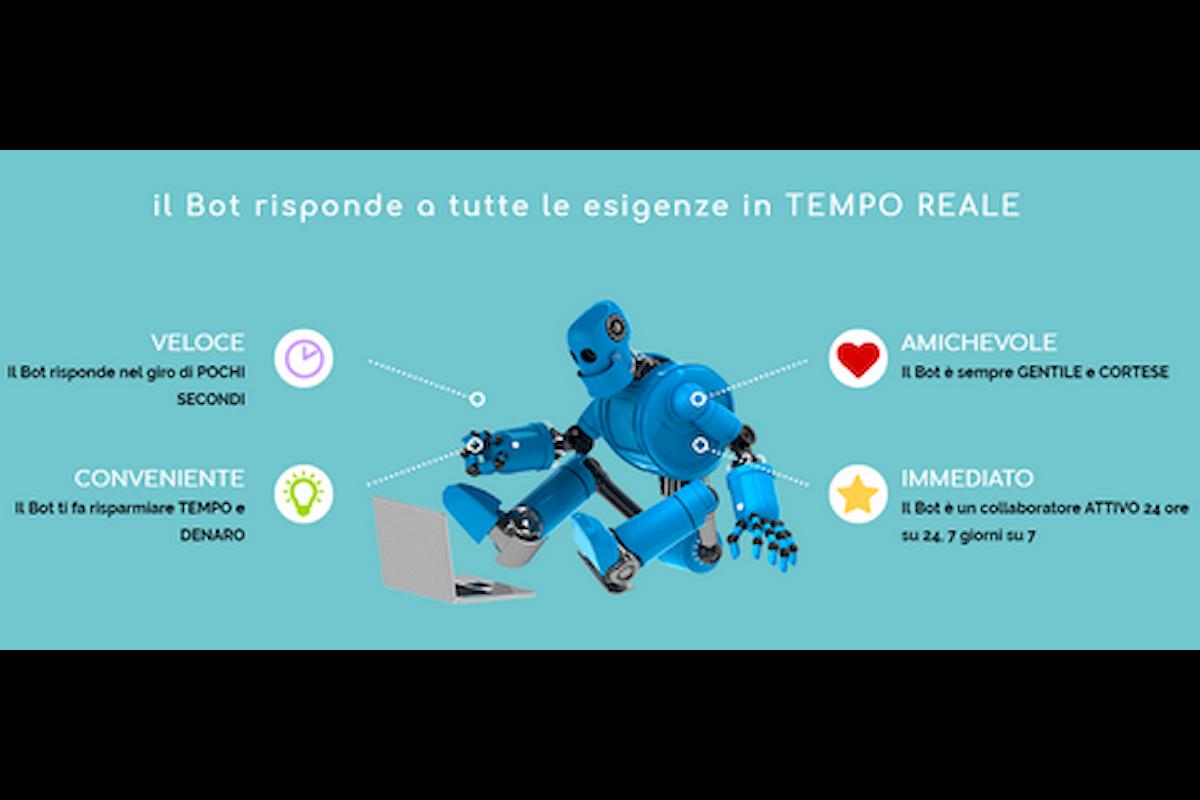 Bot per Ecommerce: i clienti vogliono risposte rapide e in tempo reale