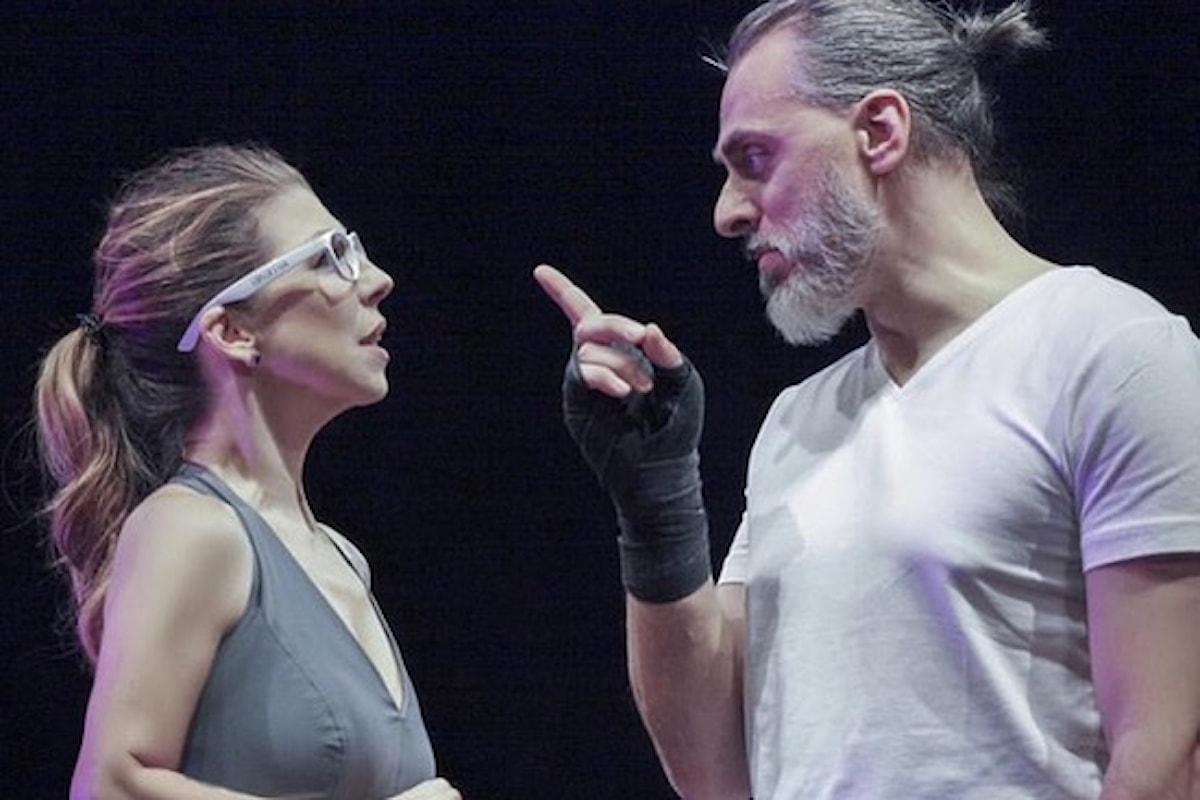 Massimiliano Vado e Michela Andreozzi in Ring al Teatro Sala Vignoli, 3 e 4 marzo