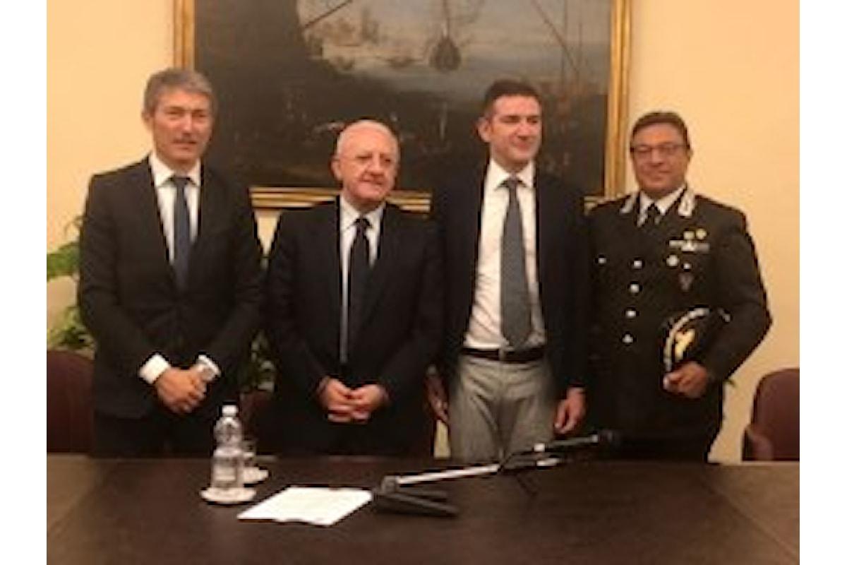 Campania: Rete Natura 2000, siglati i protocolli