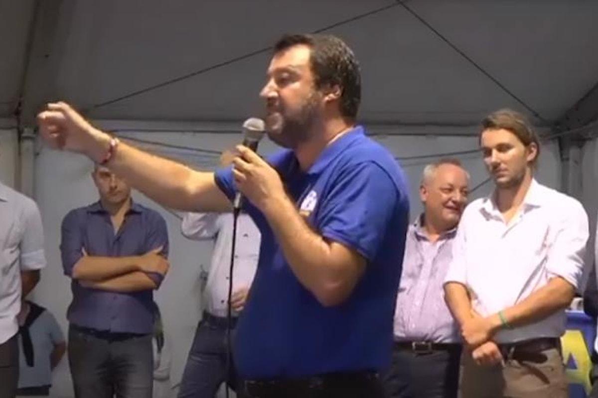 La vicenda della Diciotti si conclude con lo sbarco dei migranti, Salvini indagato e...