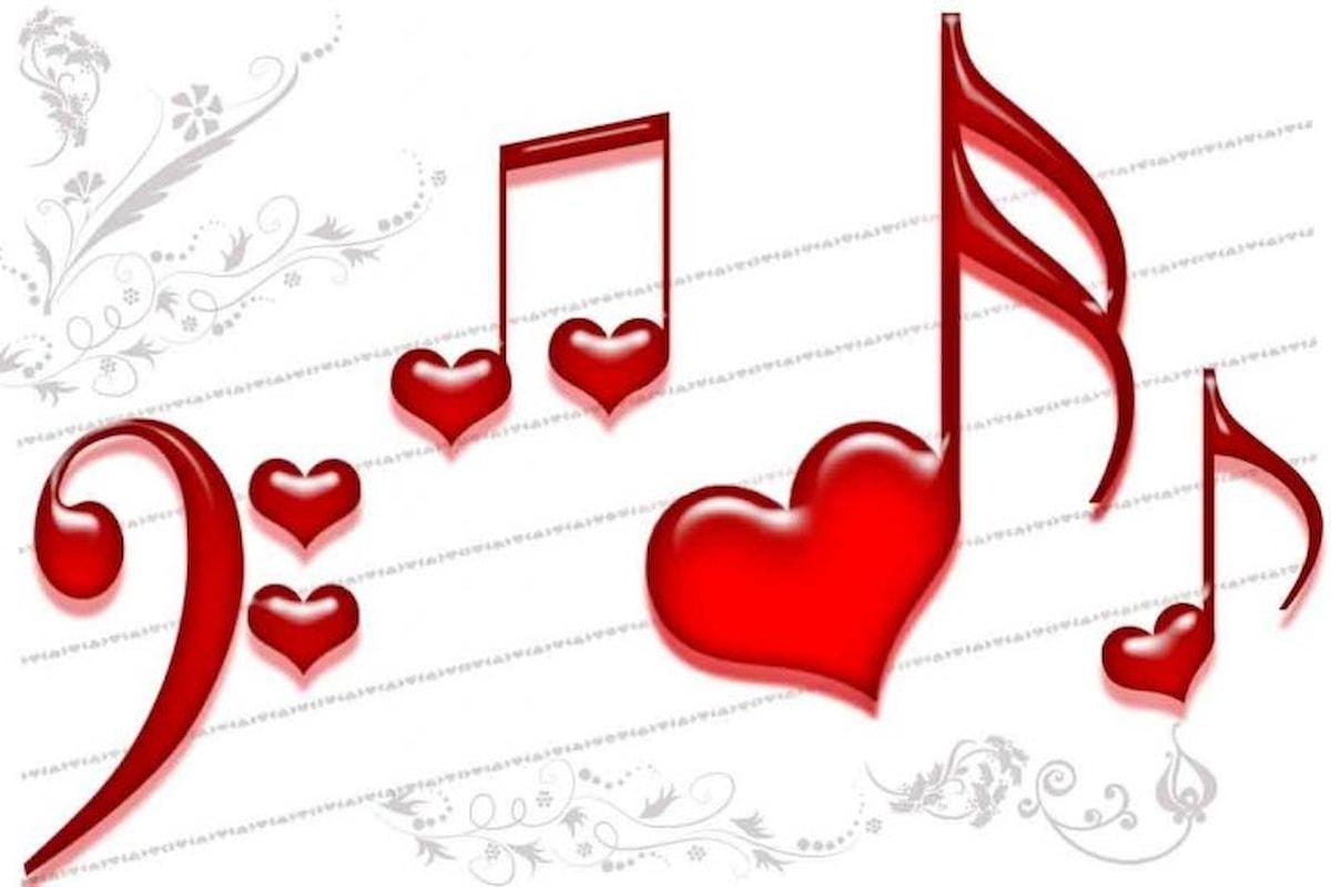 Consigli musicali per San Valentino: la colonna sonore per una serata speciale