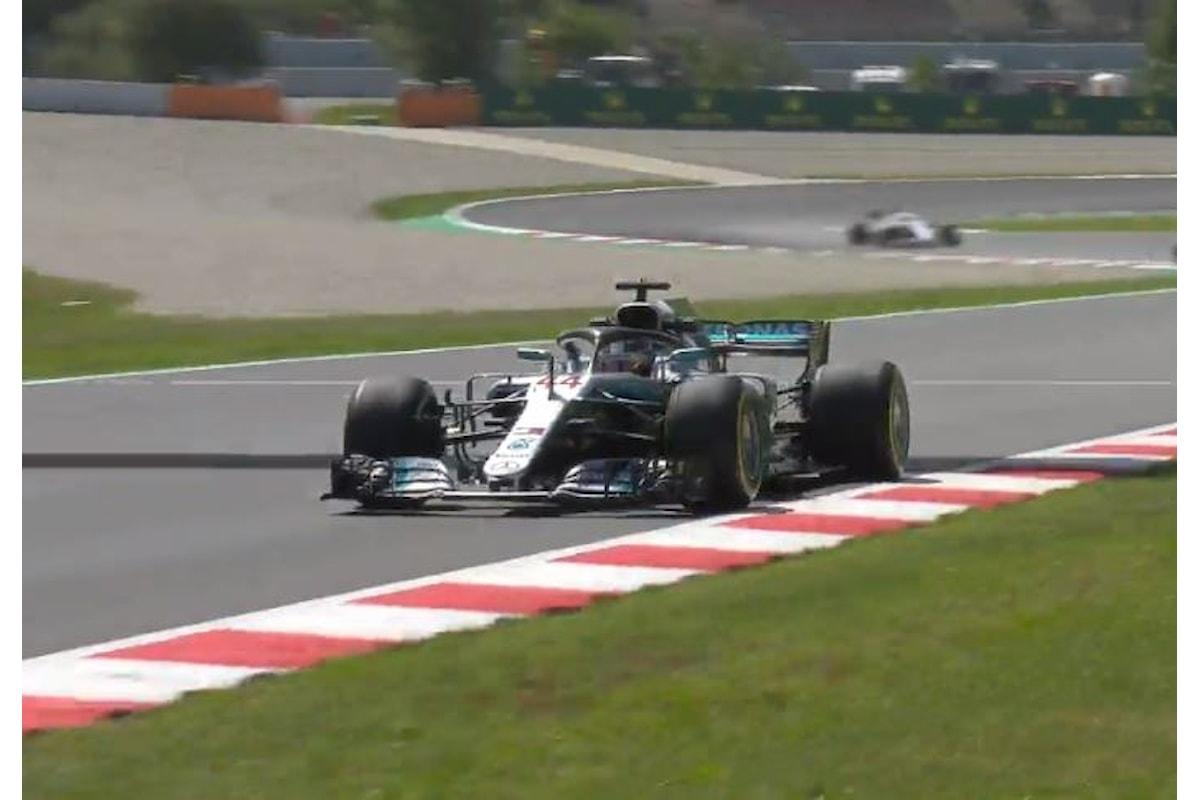 Formula 1, nelle libere di Barcellona torna a brillare la Mercedes