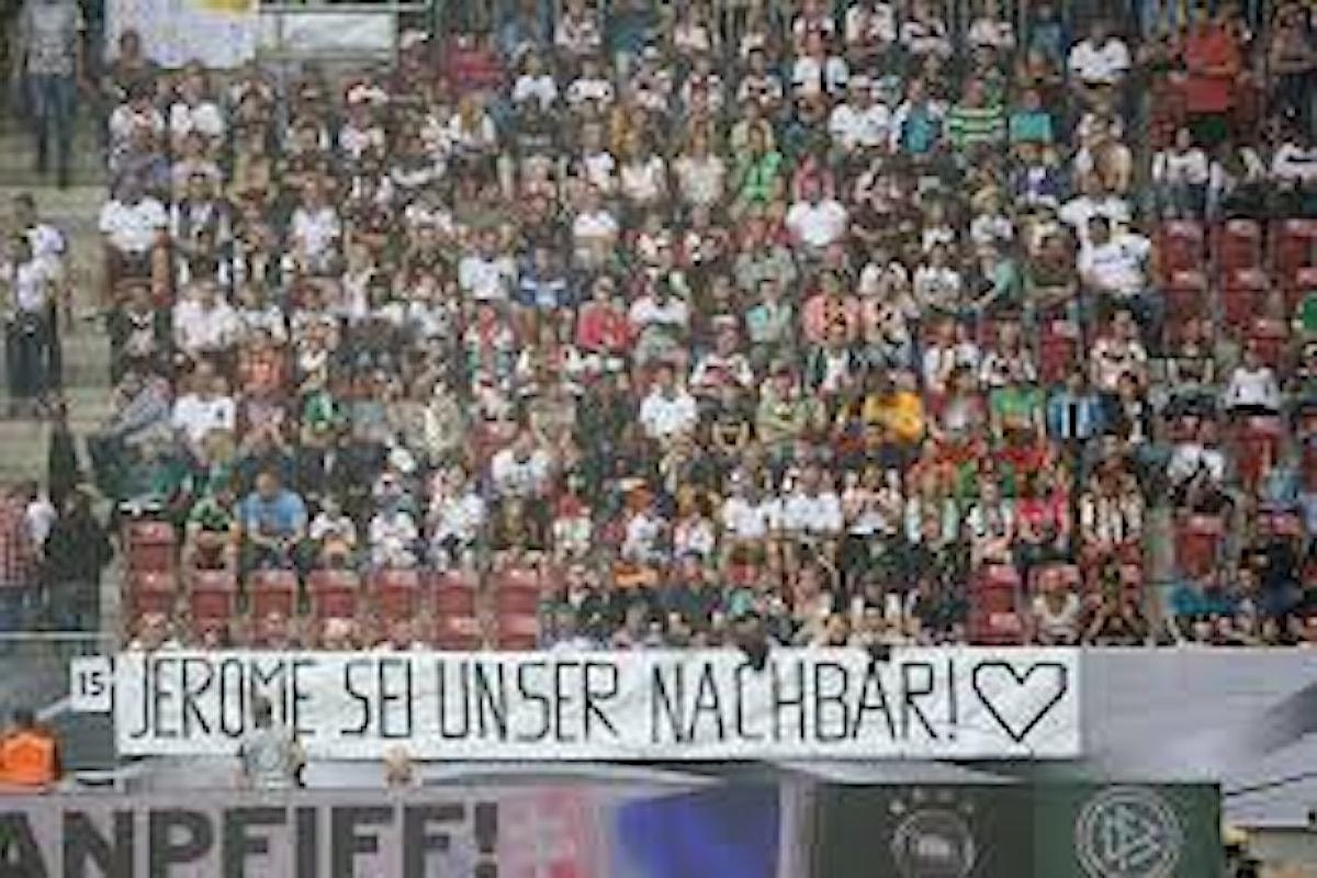 Frase razzista di un esponente dell'AfD contro Boateng in Germania