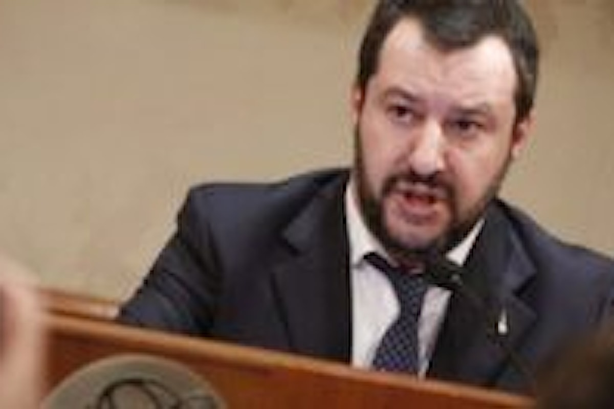 Matteo Salvini, il no a Gentiloni e prossime elezioni il prima possibile