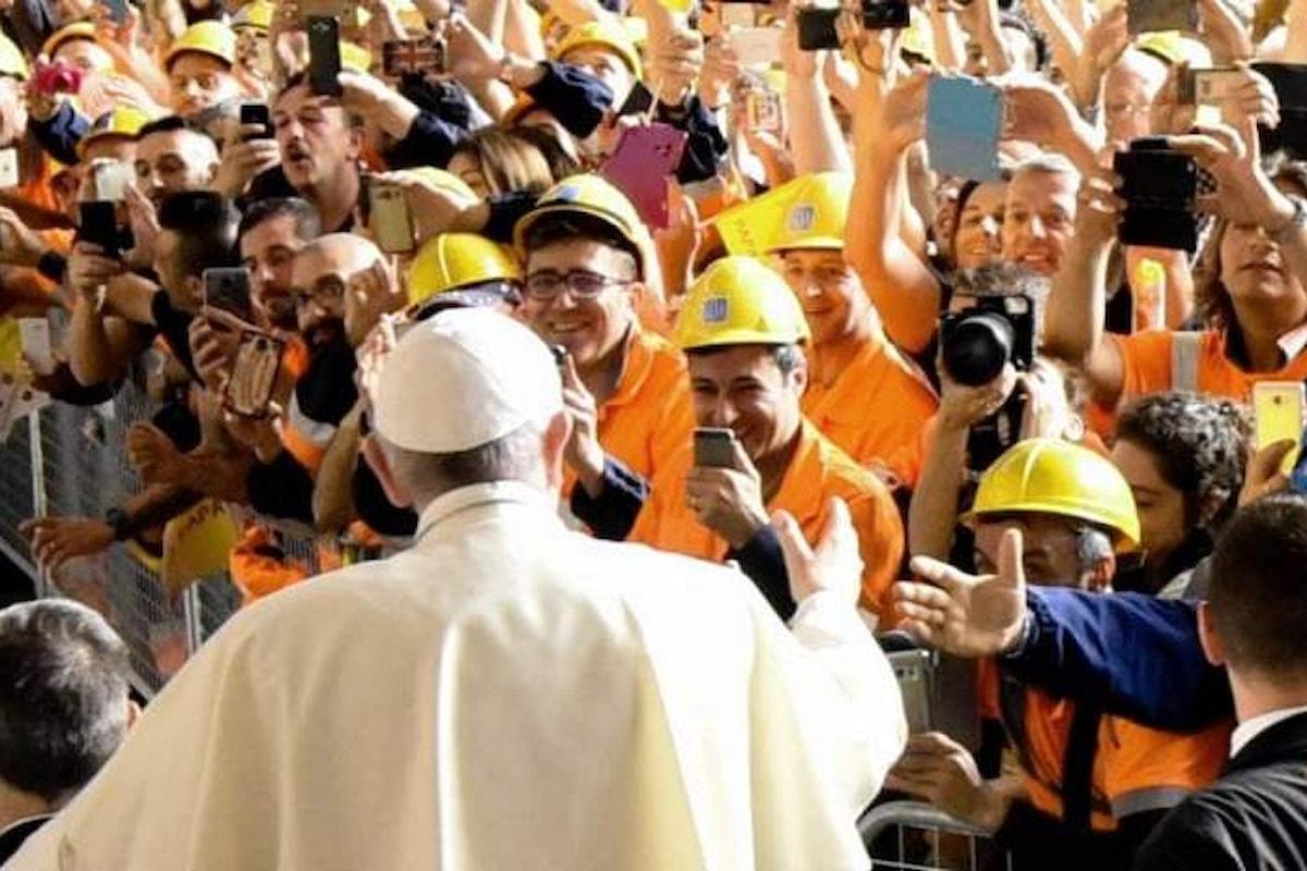 Le parole del Papa sul lavoro in occasione della Giornata mondiale della Giustizia Sociale