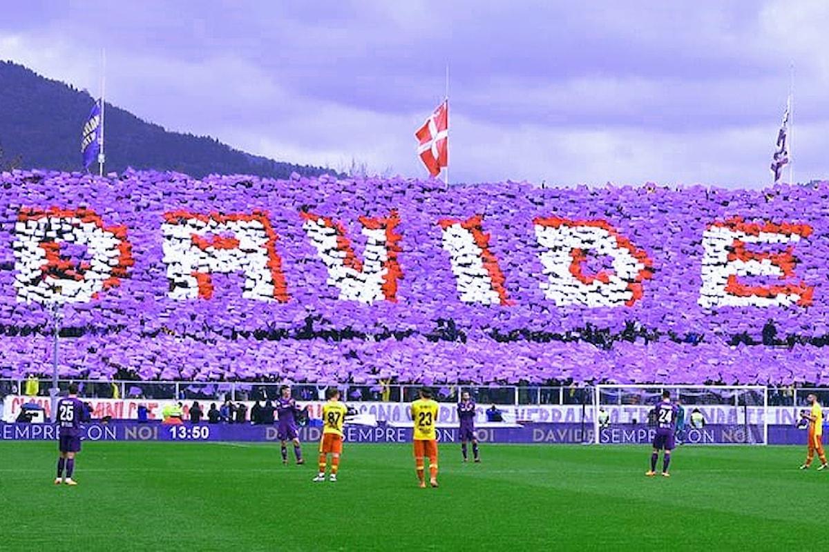 Nel ricordo di Astori, la Fiorentina strappa la vittoria al Benevento per 1-0
