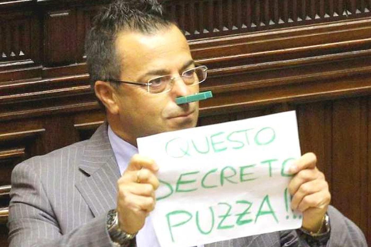 Gianluca Buonanno, europarlamentare della Lega Nord, è morto in un incidente stradale