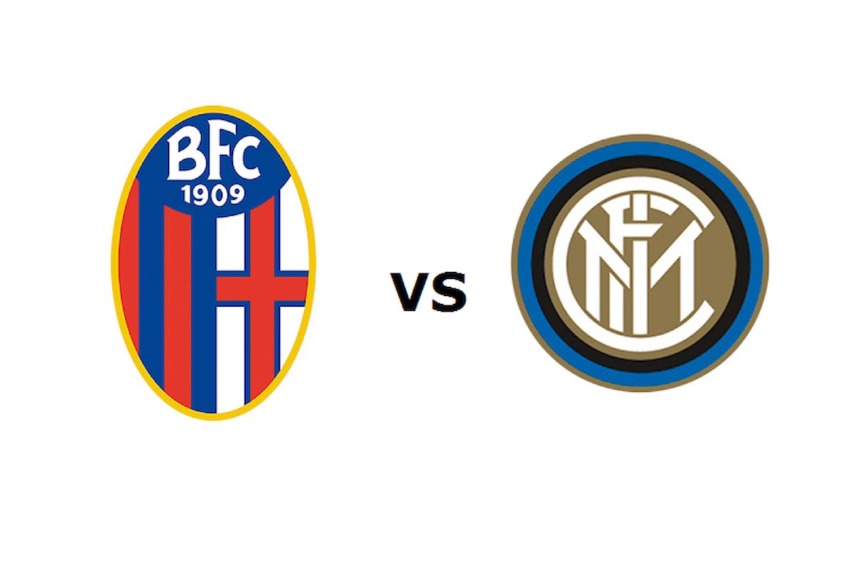 Probabili formazioni Bologna-Inter