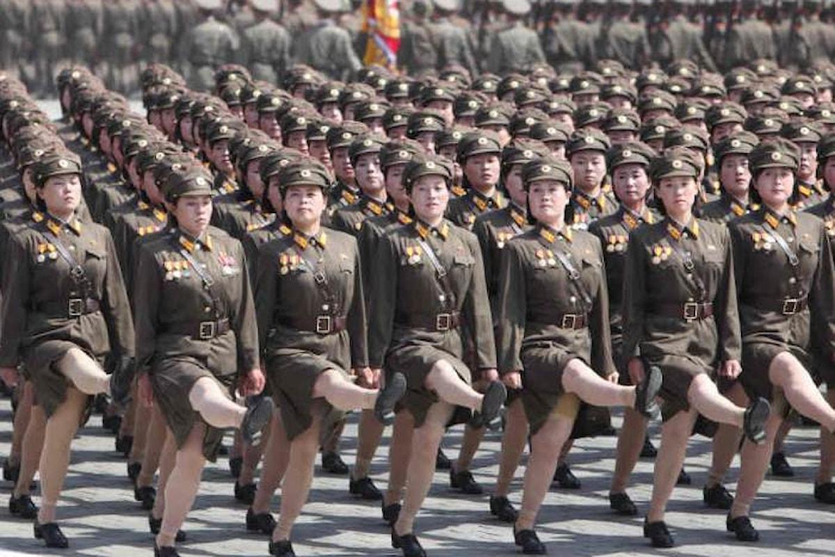 Finché Donald Trump e Kim Jong-un continueranno ad abbaiare il pericolo di una guerra tra Usa e Corea del Nord sarà scongiurato