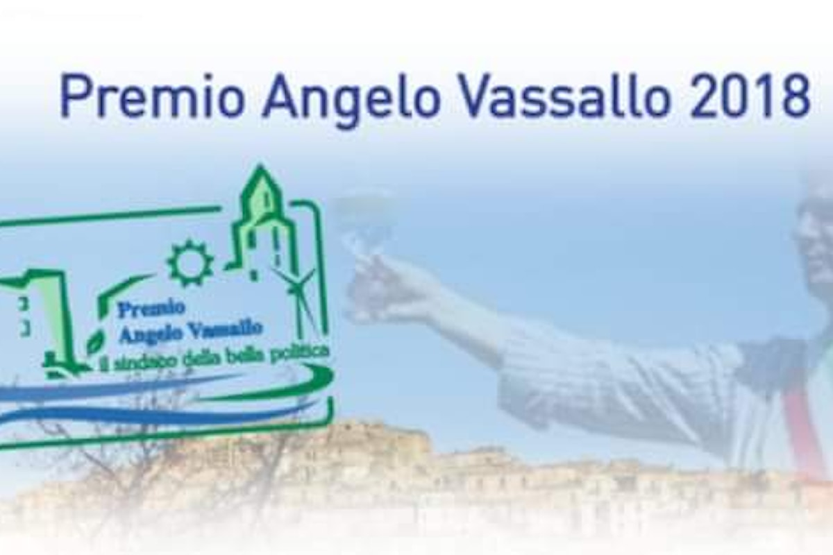 Angelo Vassallo: il 3 agosto il premio