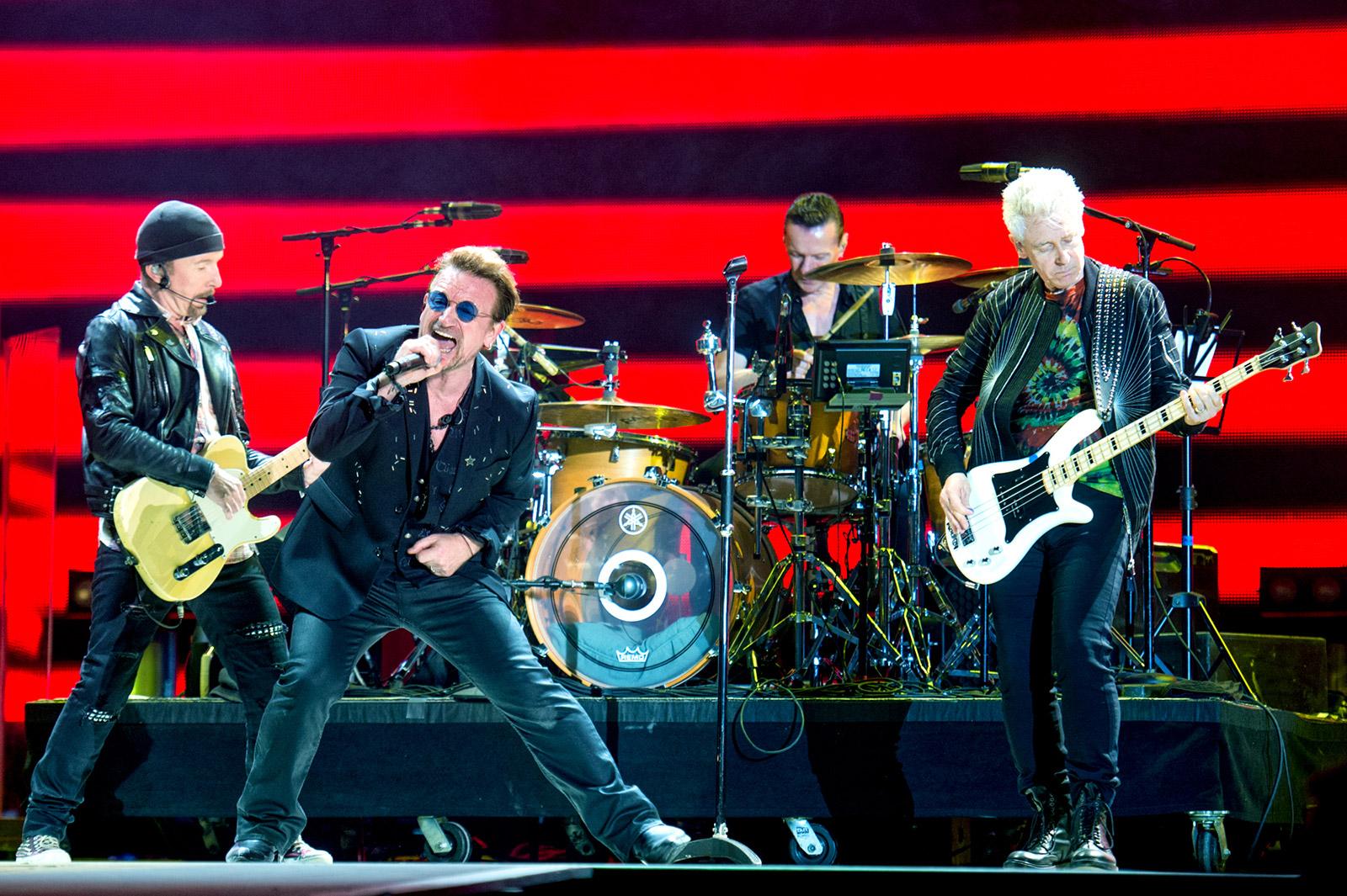 U2, ecco YOU'RE THE BEST THING ABOUT ME il singolo che precede il nuovo album