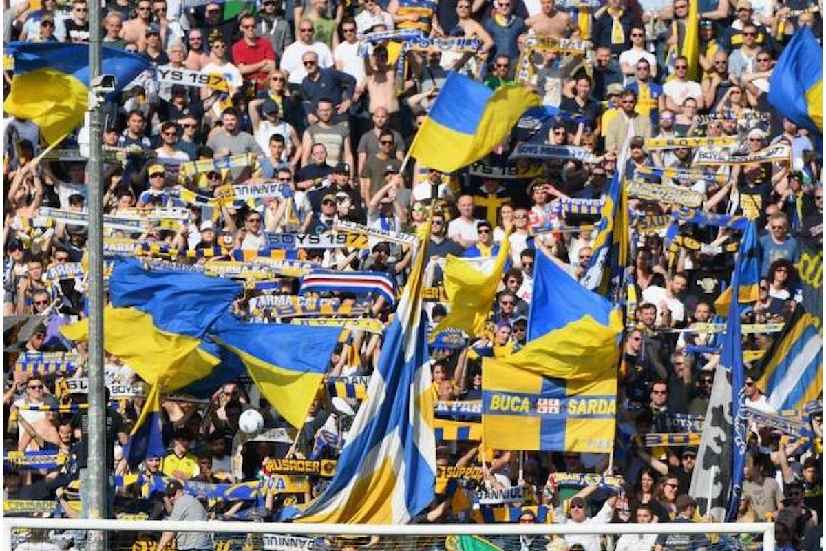 Il Parma di nuovo in Serie A