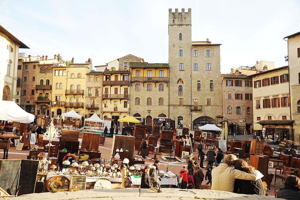Arezzo: i suoi tesori, la sua magia