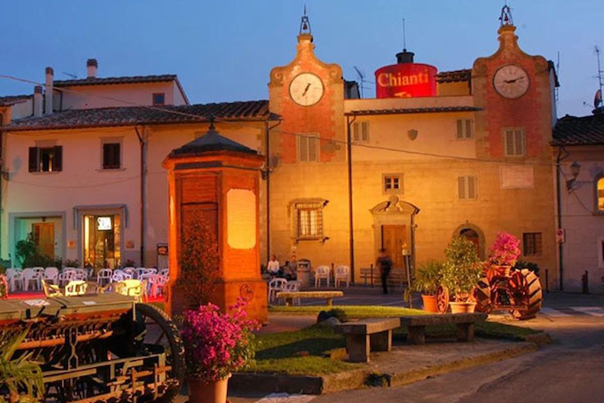 Vieni e visita Montespertoli nel Chianti