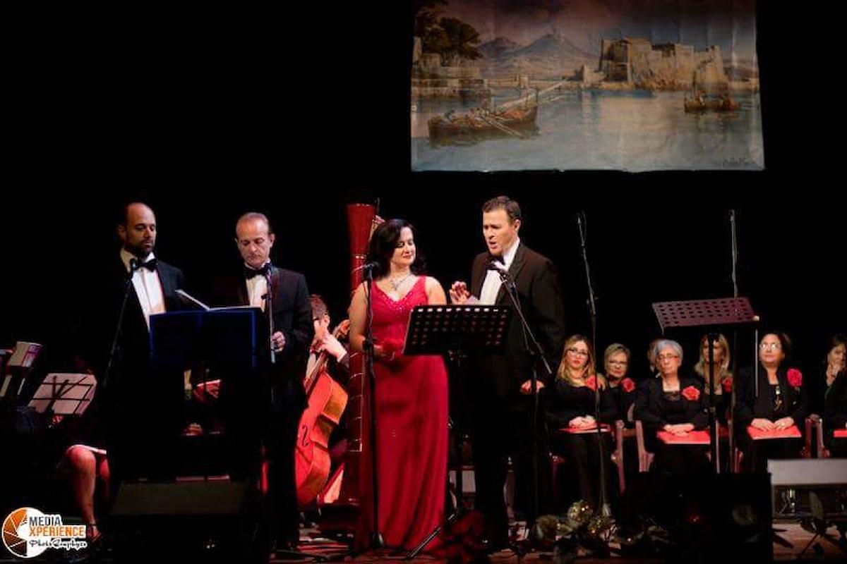 Un Capodanno scintillante al Teatro Delle Palme di Napoli
