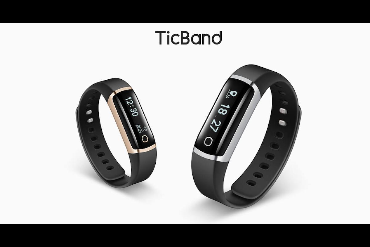 La MobVoi TicBand, una valida alternativa alla Xiaomi Mi Band 3