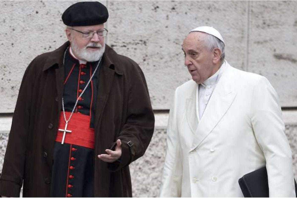 Il cardinale di Boston Sean O'Malley critica il Papa per aver difeso il vescovo Juan Barros