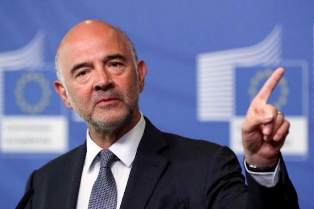 Legge di bilancio 2019, Moscovici chiama al dialogo, Conte e Tria rispondono... picche!