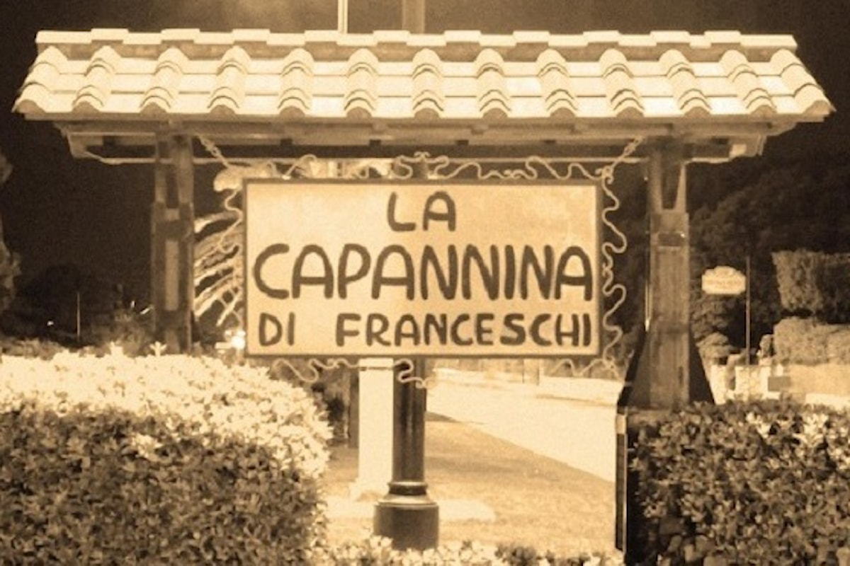 Pasqua a La Capannina di Franceschi a Forte dei Marmi