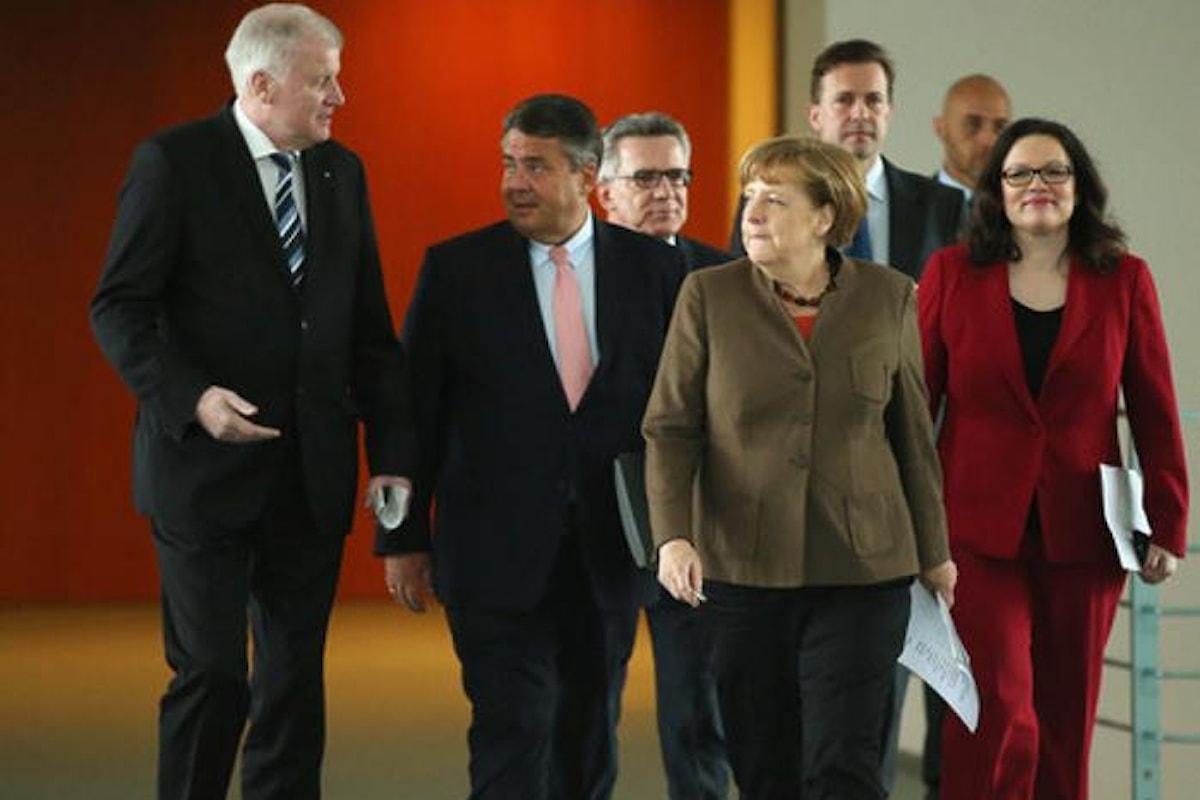 Germania, adesso potrebbero essere i socialdemocratici a far cadere il governo