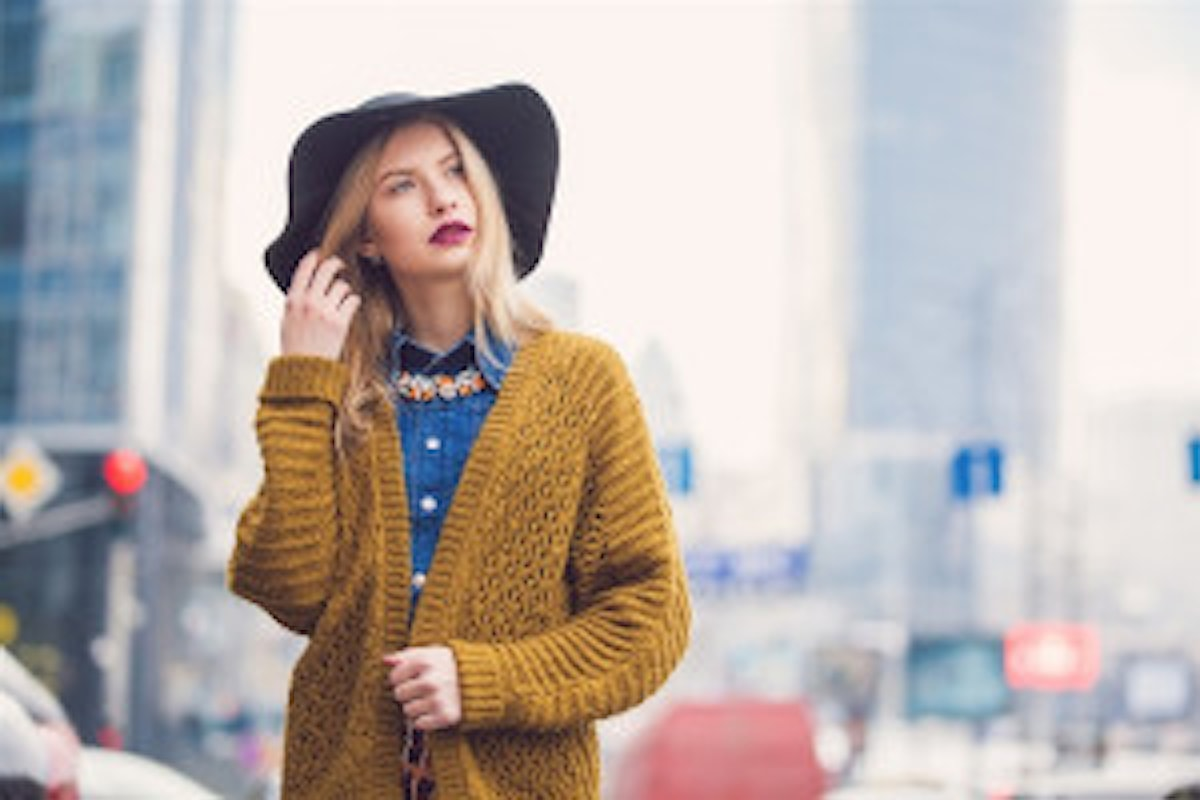 Cardigan: tra le tendenze della moda donna 2017