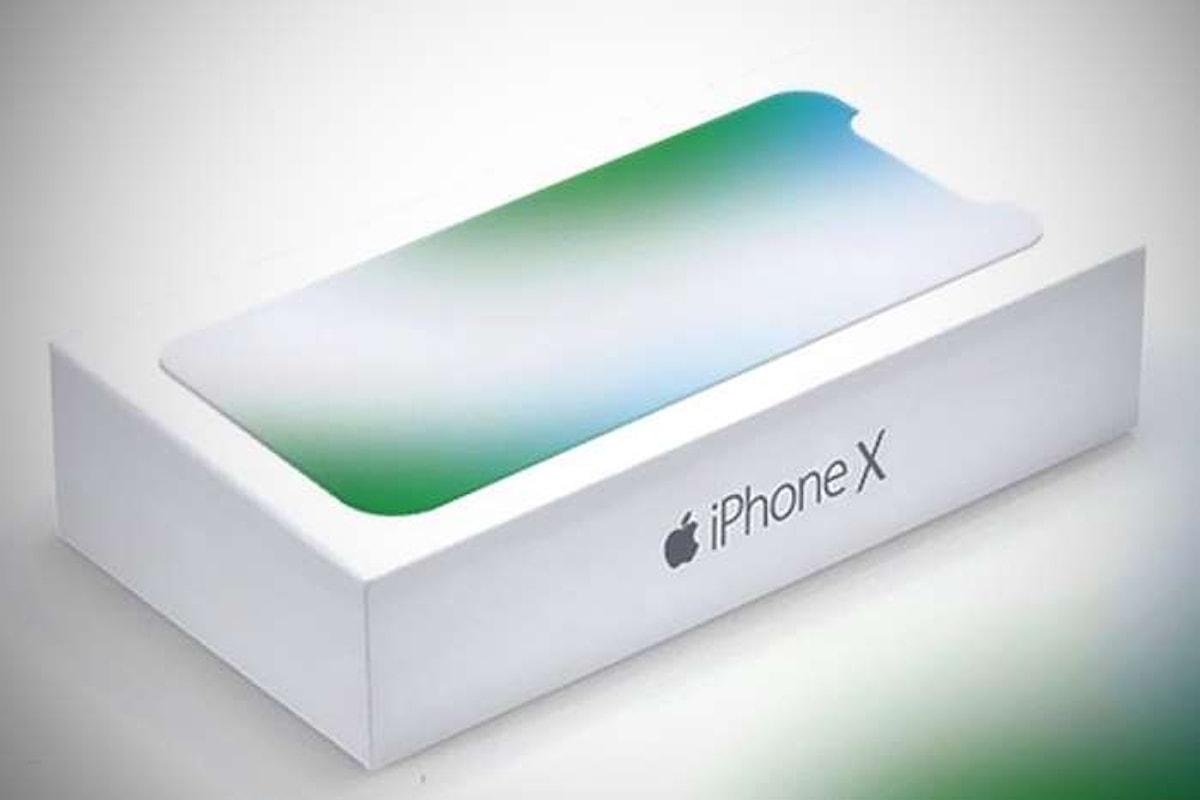 Apple svela iPhone X ed i nuovi iPhone 8