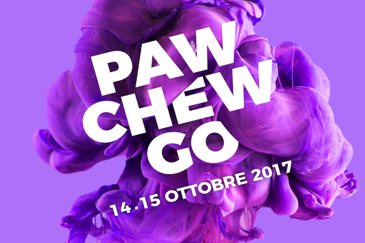 Paw Chew Go, un weekend dedicato all'illustrazione a Milano il 14 e 15 Ottobre