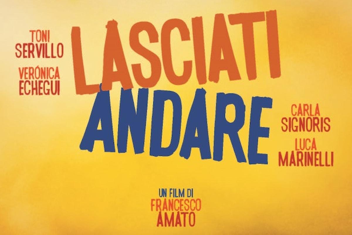 Lasciati andare di Francesco Amato dal 13 aprile al cinema