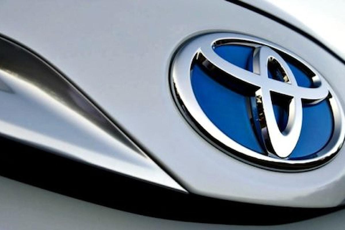 Ecco che anche Toyota si interessa alle auto elettriche...