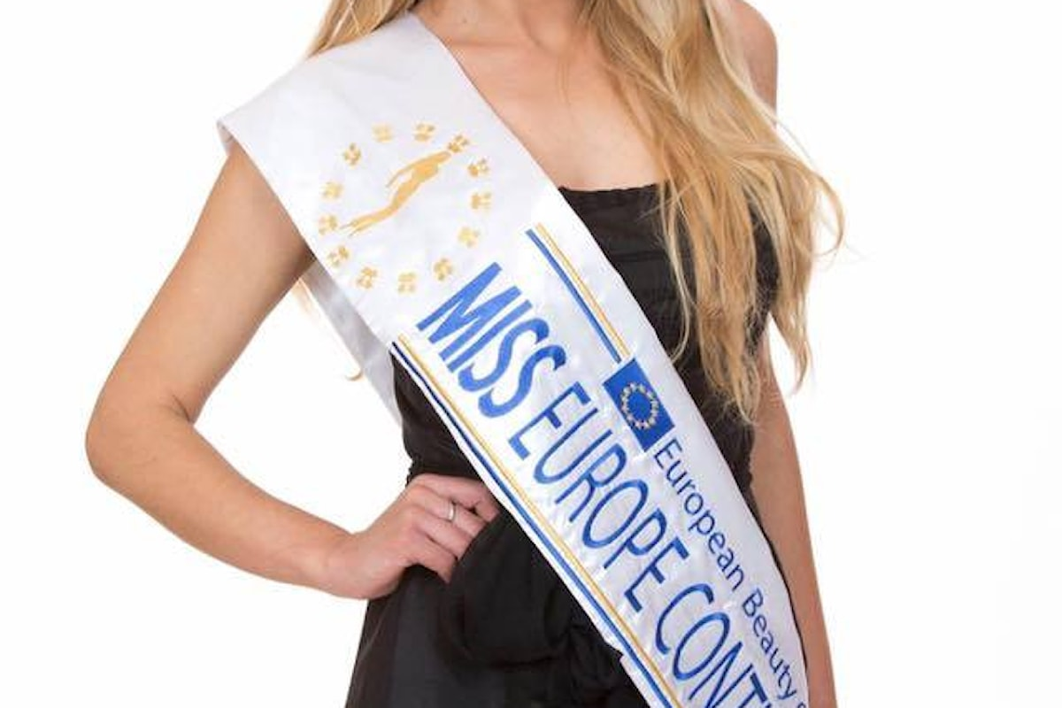 Al via la 5.a Edizione di Miss Europe Continental