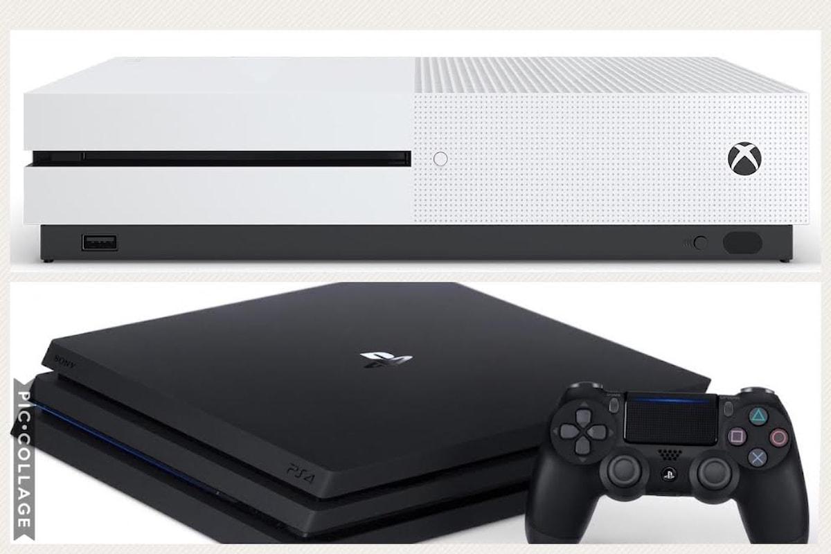 Console a confronto: XBox One S VS. Playstation 4 PRO