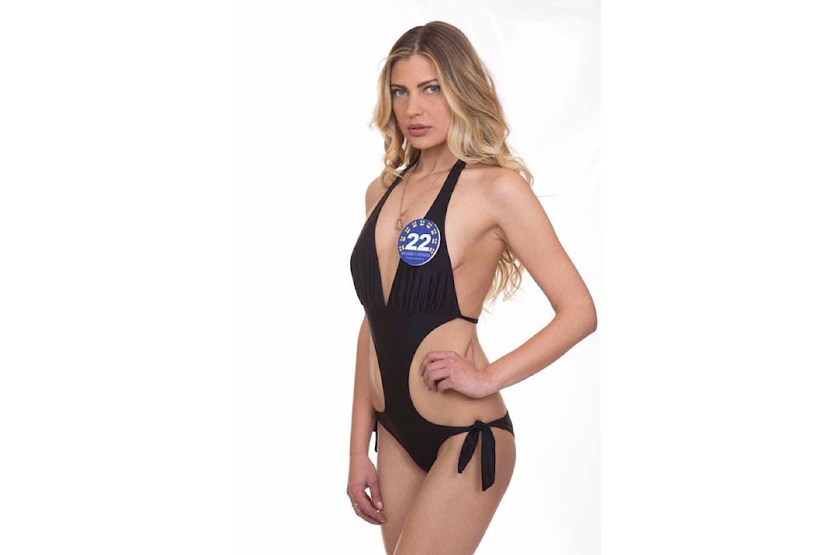 Miss Europe Continental 2016 è la russa Hana Semenkova