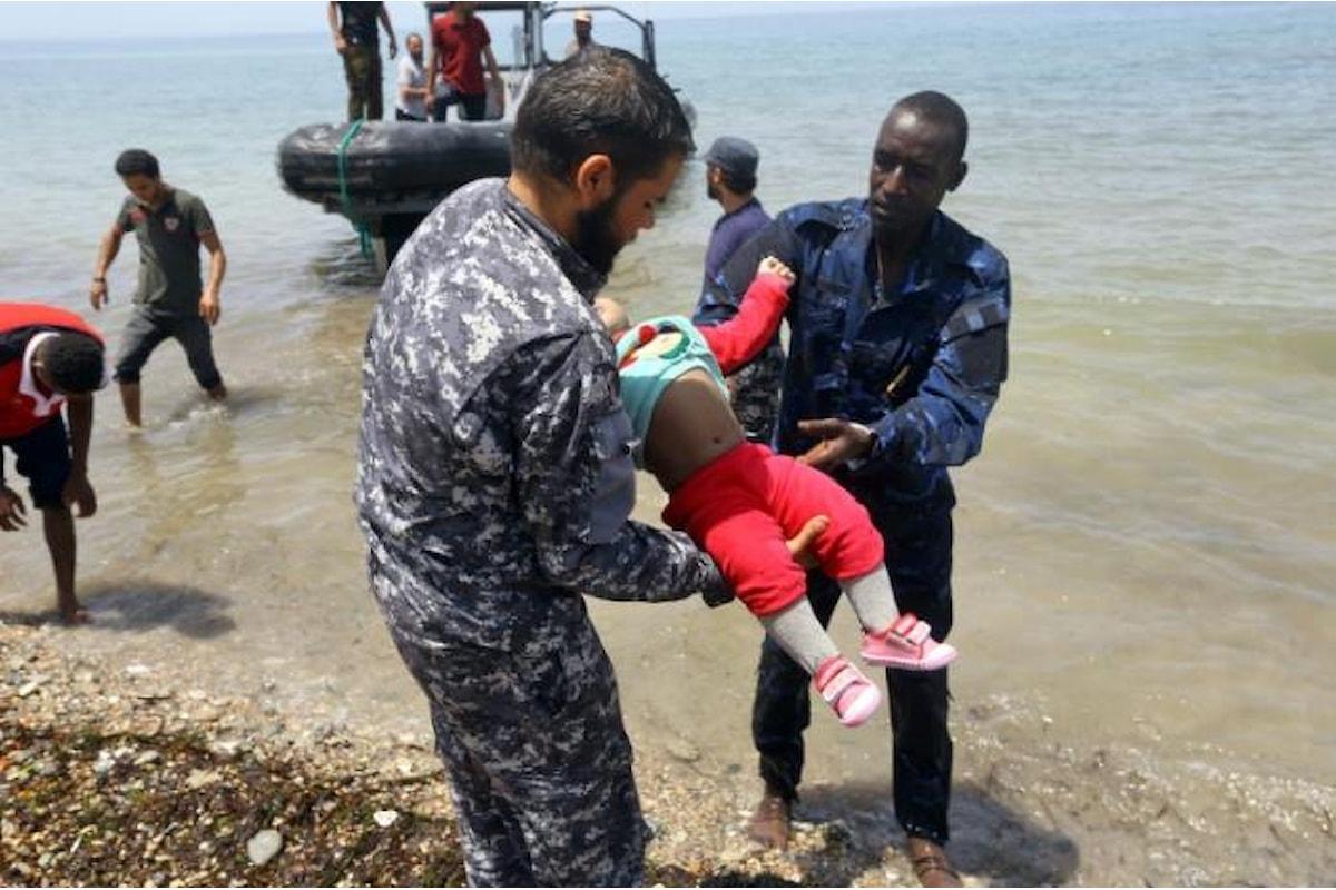Si può parlare di riscatto dell'Italia se in mare annegano 100 persone, tra cui anche 5 bambini?