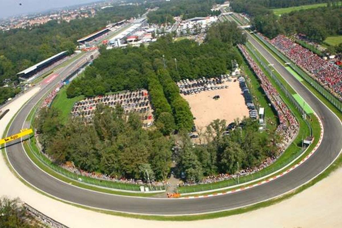 Il Gran Premio di Monza è salvo... grazie ai milioni della regione Lombardia