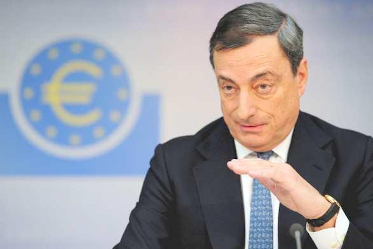 I mercati in attesa delle decisioni di Draghi