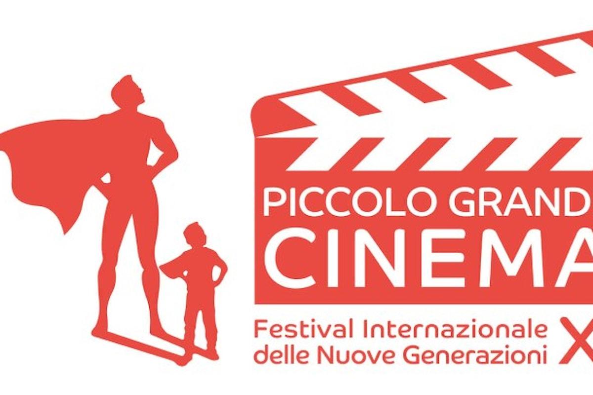 A Milano, dal 3 al 10 novembre, la 10ª edizione del Festival Piccolo Grande Cinema