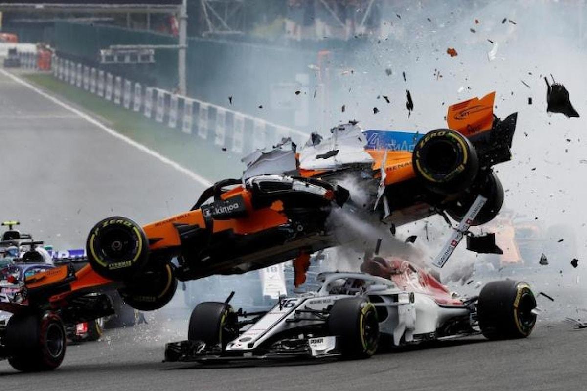 Formula 1, in Belgio la Ferrari torna a vincere con Vettel