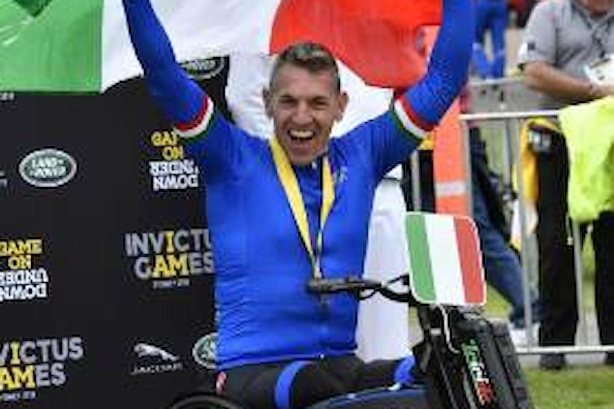 Sydney, gli atleti italiano conquistano 2 medaglie nella prima giornata degli Invictus Games
