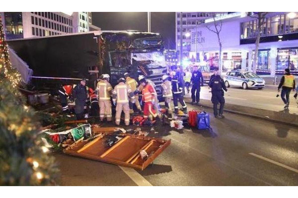 Perchè è stata colpita Berlino