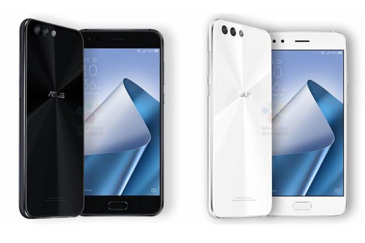 Asus Zenfone 4: Svelato il Nuovo Smartphone Android