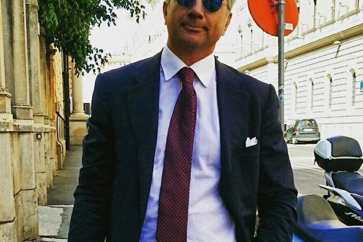 Vincenzo De Feo presenta Prima del Click, il suo libro sul Cyberbullismo al Dito DiVino di Milano