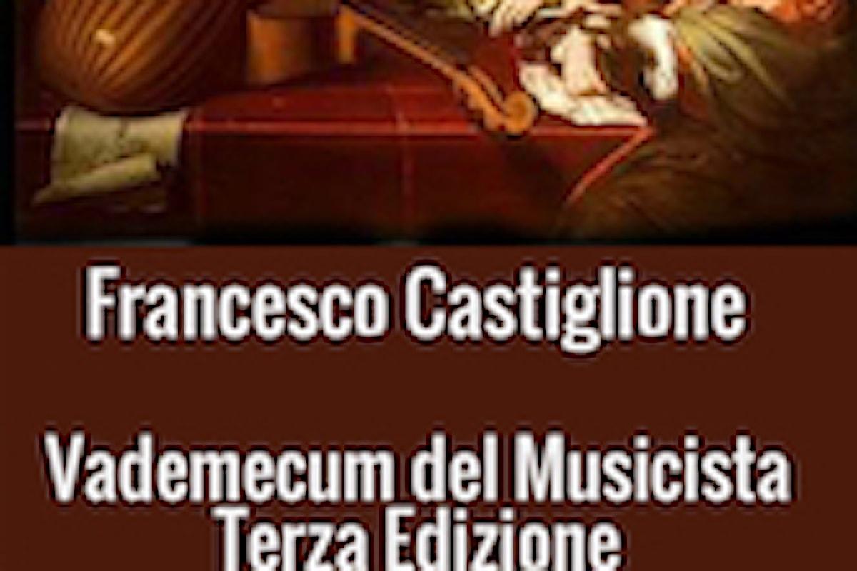 Francesco Castiglione, Vademecum del Musicista
