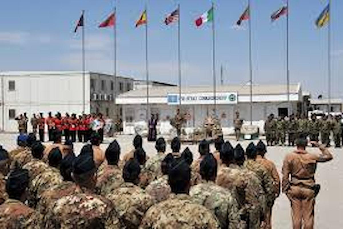 Afghanistan: festa dell'Esercito anche per i militari italiani in missione
